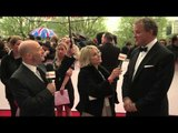 BAFTA TV Awards 2013: Hugh Bonneville talks about his many BAFTA nominations