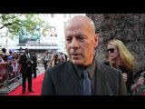 Bruce Willis advice for Prince William