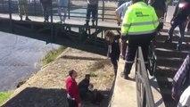 Köprüden Düşen Çocuk Ağır Yaralandı - Düzce