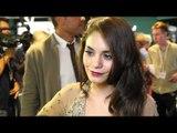 Vanessa Hudgens freezes her a*se off filming The Frozen Ground - World Premiere