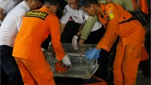 Indonesian Investigators Have Retrieved The Black Box From Crashed Jet
