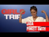 Jada Pinkett Smith on how Willow and Jaden will react to her raunchy role in Girls Trip
