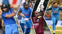 India VS West Indies ODI Series: Virat Kohli, Rohit Sharma, Heroes of ODI series | वनइंडिया हिंदी