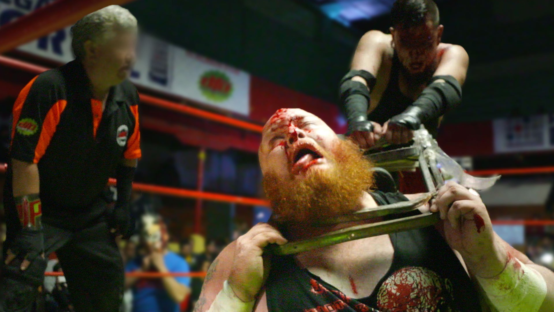 Inside 'Total Ultra-Violent Disaster,' Mexico's Most Extreme Wrestling League