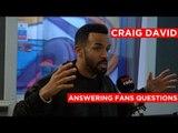 Craig David and Beyoncé collab? Craig David answers fan questions