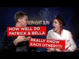 'OMG you have so many cousins!': Bella Thorne and Patrick Schwarzenegger FAIL our co-star quiz