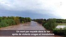 Intempéries: un mort dans le Var en vigilance orange