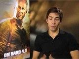 Justin Long on Die Hard 4.0   Empire Magazine