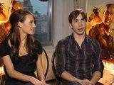 Maggie Q and Justin Long talk Die Hard 4.0   Empire Magazine