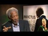 Morgan Freeman on Invictus | Empire Magazine