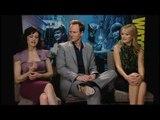 Watchmen: Carla Gugino, Patrick Wilson and Malin Akerman   Empire Magazine
