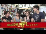 Scott Pilgrim vs. the World - Anna Kendrick, Aubrey Plaza,  Kieran Culkin,  Brandon Routh interview