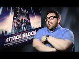 Nick Frost on Attack The Block   Empire Magazine