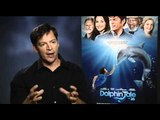Dolphin Tale - Harry Connick Jr Interview | Empire Magazine