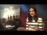 Fast & Furious 6 -- Jordana Brewster Interview | Empire Magazine