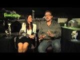 Allison Abbate And Don Hahn Interview -- Frankenweenie | Empire Magazine