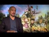 The Boxtrolls - Sir Ben Kingsley interview | Empire Magazine