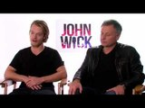 John Wick - Alfie Allen and Michael Nyqvist interview | Empire Magazine
