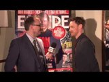 Jameson Empire Awards 2014 - Post-Win Interviews: James McAvoy | Empire Magazine