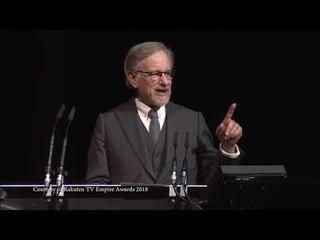 Empire Legend Of Our Lifetime - Steven Spielberg, 2018 Rakuten TV Empire Awards