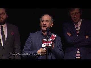 Best Comedy - The Death Of Stalin, 2018 Rakuten TV Empire Awards
