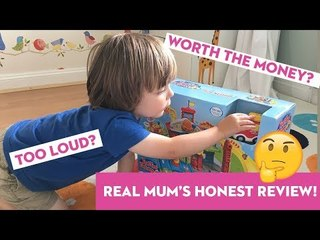 VTech Toot Toot Fire Station: Real Mum's Honest Review:
