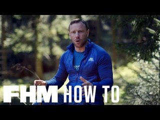 Andy Torbet's Adventure Survival Skills - Finding North Without A Compass