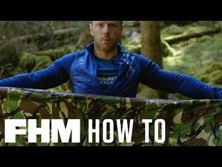Andy Torbet's Adventure Survival Skills - Taking Shelter
