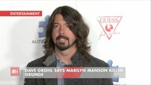 Dave Grohl Talks About What Wrecked Grunge Music