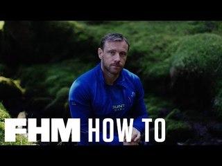 Andy Torbet's Adventure Survival Skills - River Crossing