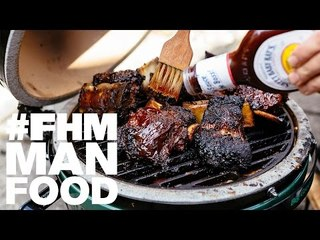 How to make DJ BBQ's el scorchio Mexican Beef Ribs