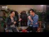 Jorge Drexler en una entrevista desde lo alto - Programa 6 - Rooftop Ecuavisa