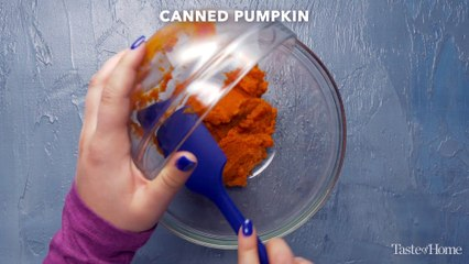 This Dump & Go Pumpkin Pudding Will Be Your New Favorite Dessert