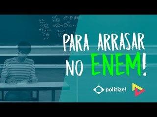 ÚLTIMAS DICAS PARA ARRASAR NO ENEM 2018! | Prof. Fábio Monteiro | Vestibular em Cena