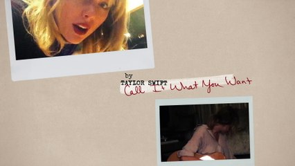 Taylor Swift - Call It What You Want