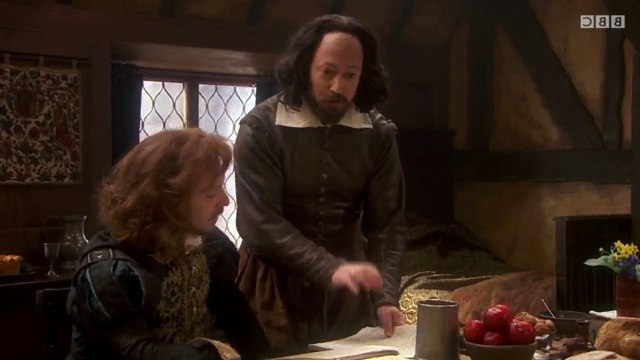 Upstart Crow S01E02 - The Play's the Thing