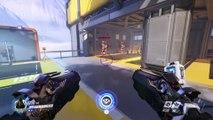 Overwatch - Basic Hero Abilities:  REAPER DEATH BLOSSOM