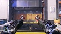 Overwatch - Basic Hero Abilities:  REAPER PRIMARY FIRE