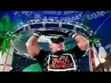 John Cena vs Randy Orton at Unforgiven 2007