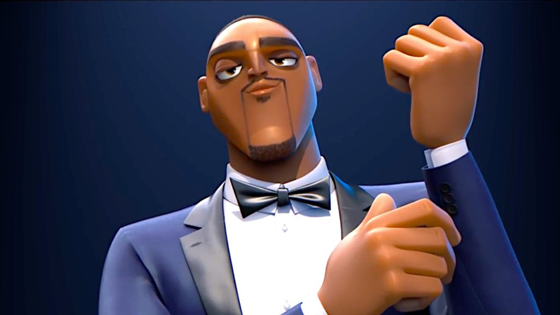 Spies in Disguise with Will Smith - Official Teaser Trailer