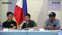 On All Saints' Day, Duterte calls saints 'gago, drunkards'