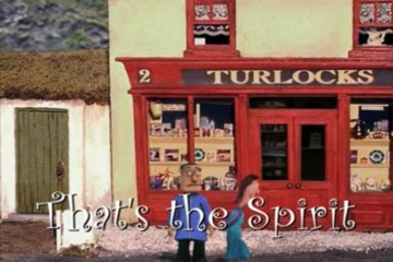 The Island of Inis Cool - #06. That's the Spirit