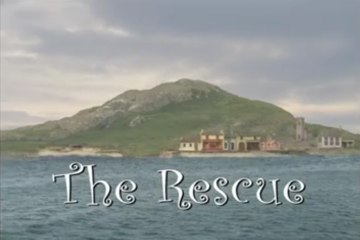 The Island of Inis Cool - #11. The Rescue