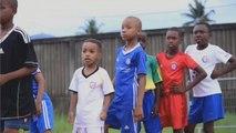 Gabon : une école de foot pour former des jeunes prodiges