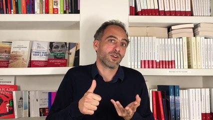 """Raphaël Glucksmann : """"Quand la gauche n'a plus rien à dire, elle dresse des listes d'ennemis à abattre"""""""