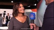 "Monica Carrillo: ""Intento hacer la competencia a Matias Prats con sus chistes pero me gana siempre"""