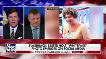 Tucker Carlson Draws On Lester Holt's Halloween Costume After Megyn Kelly's Blackface Remarks