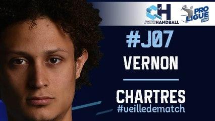 #J07 :  VERNON - CHARTRES #veilledematch