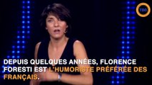 Florence Foresti interdit les portables dans ses spectacles !