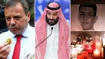 Europe briefing: Khashoggi 'a dangerous Islamist', Brexit probe and murdered journalists